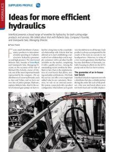Published On Power Transmission World Interfluid Hydraulic And