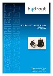 thumbnail of HYDRAUT PISTON PUMPS PQ SERIES